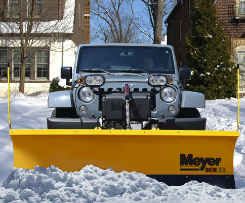 How To Properly Plow Your Driveway