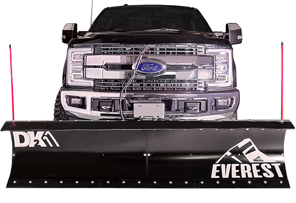 Best Snow Plows for Ford F150