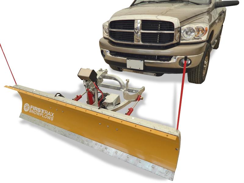 FirstTrax Premium Snow Plow