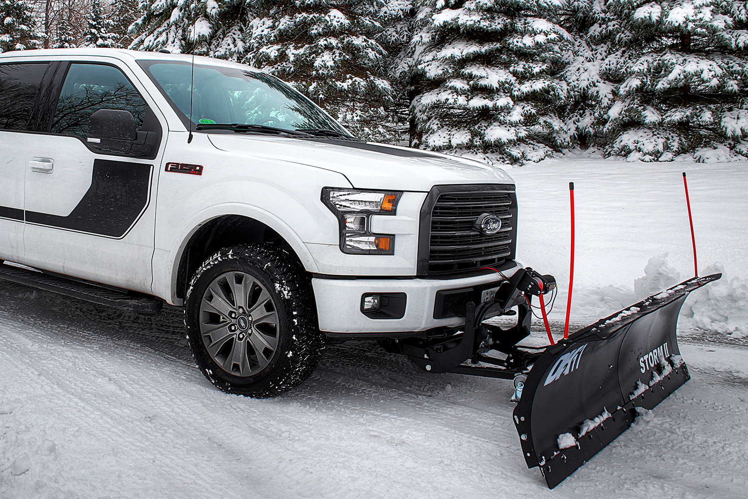 Message for specific vehicle! DK2 Snow plow custom mounting system