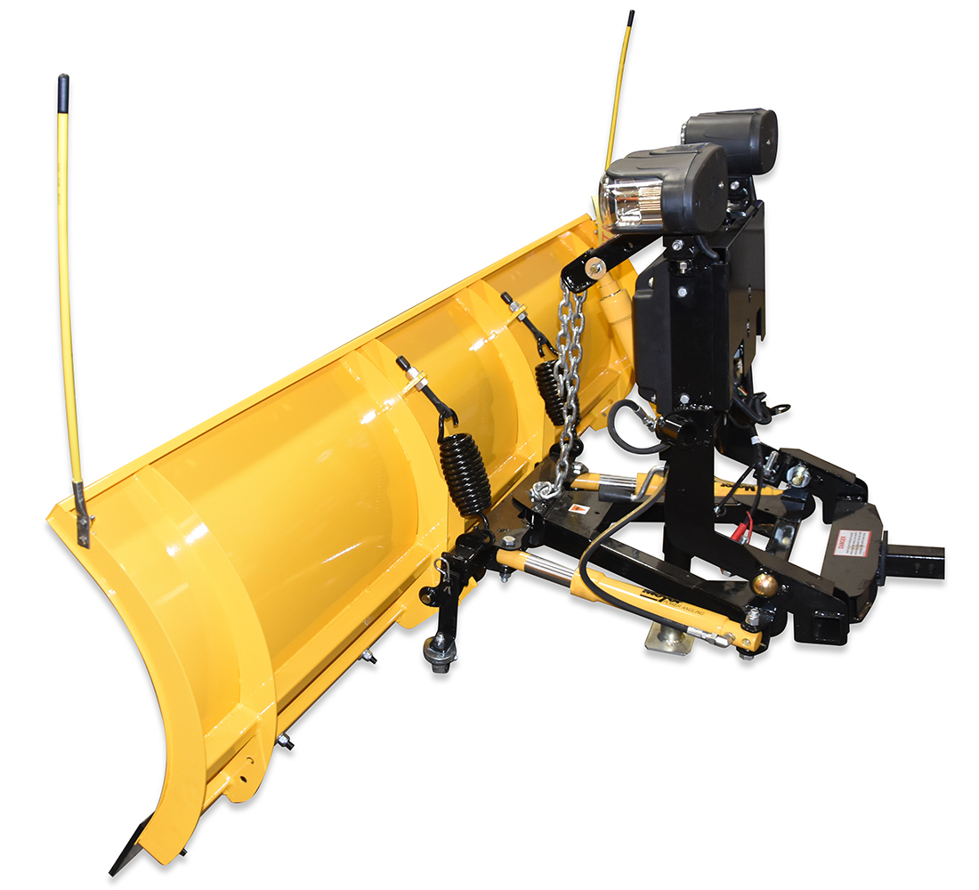 Meyer snow plow hook up