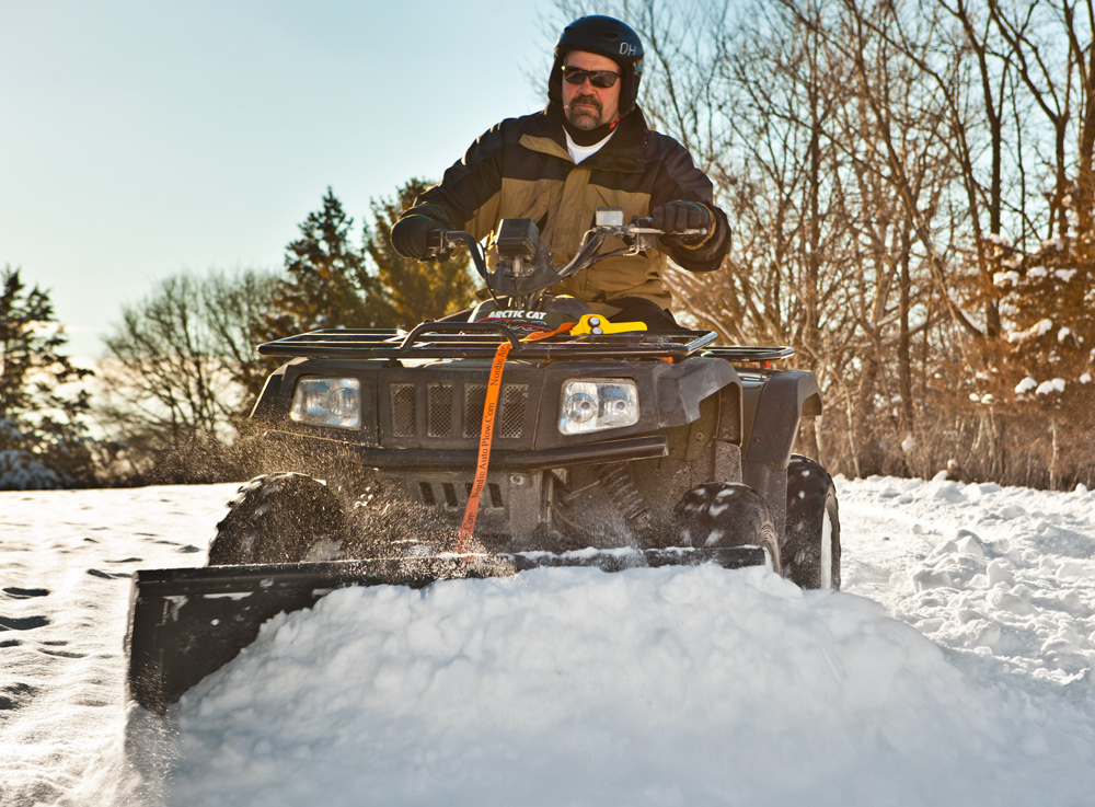 UTV or ATV Snow Plow Buying Guide