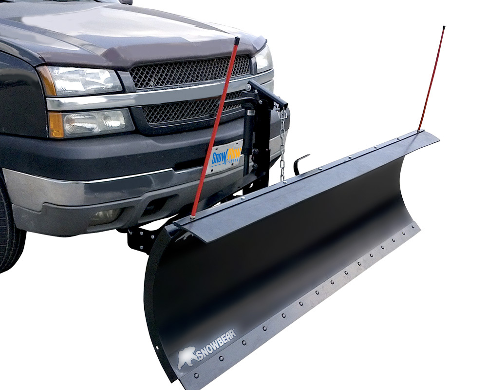 Best Snow Plows for Toyota Tundra