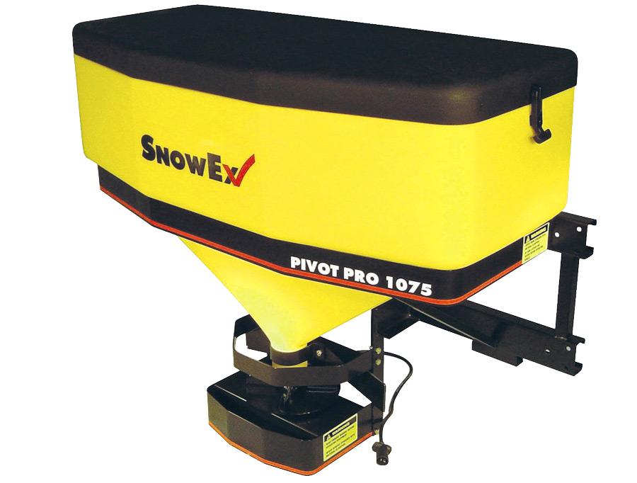 SnowEx Tailgate Salt Spreader