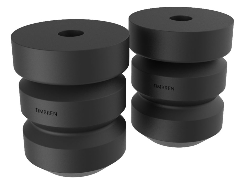 Timbren Suspension Enhancement System