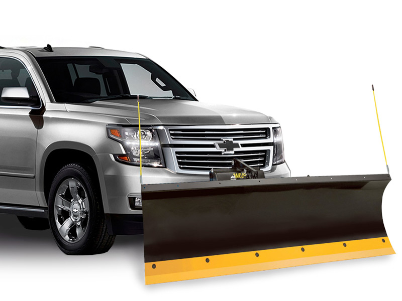 Chevy Avalanche Snow Plows - Snow Plows Direct