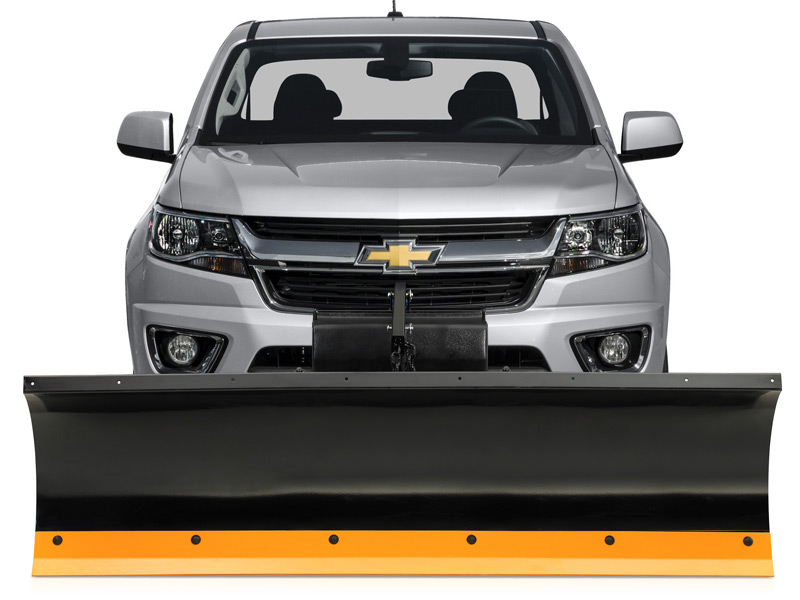 Chevy Colorado Snow Plows - Snow Plows Direct
