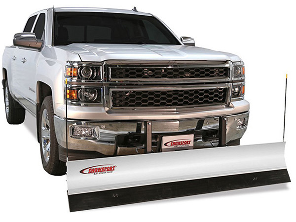 Chevy Silverado Snow Plows - Snow Plows Direct