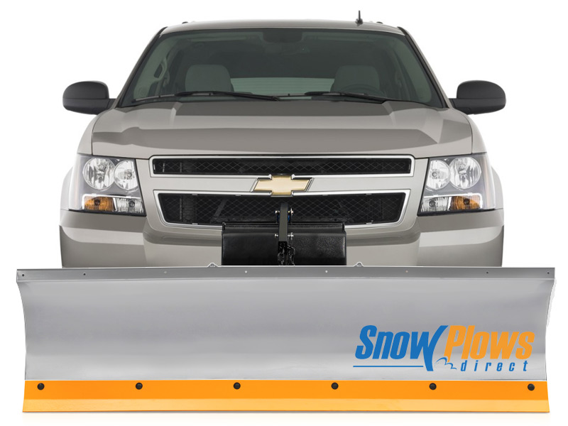 Chevy Suburban Snow Plows - Snow Plows Direct