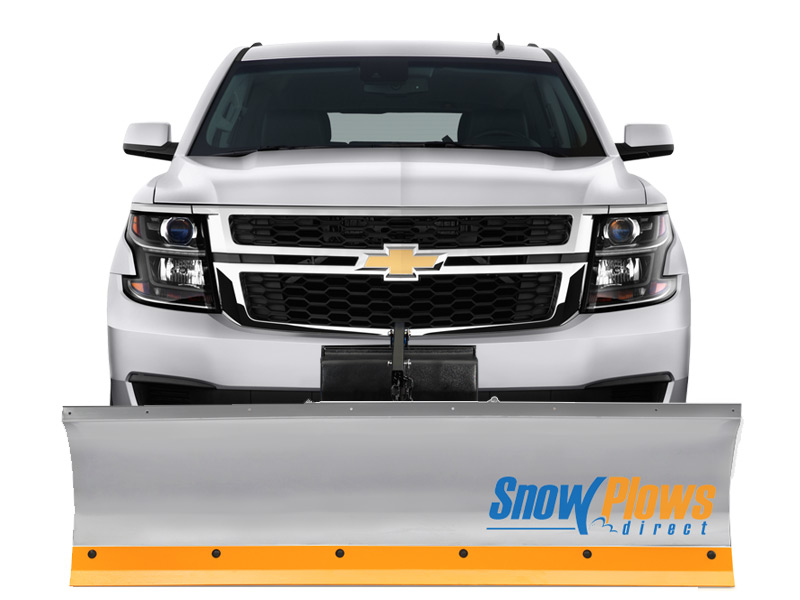 Chevy Tahoe Snow Plows - Snow Plows Direct