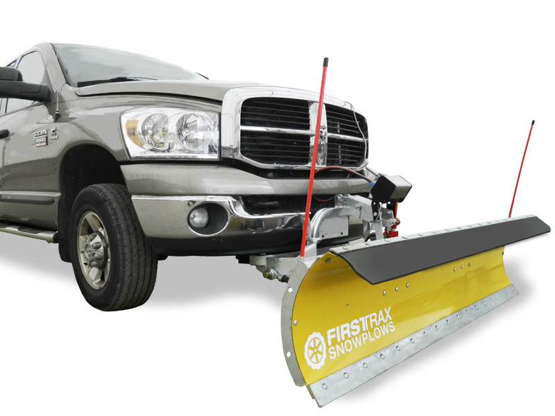 Dodge Ram 1500 Snow Plows - Snow Plows Direct