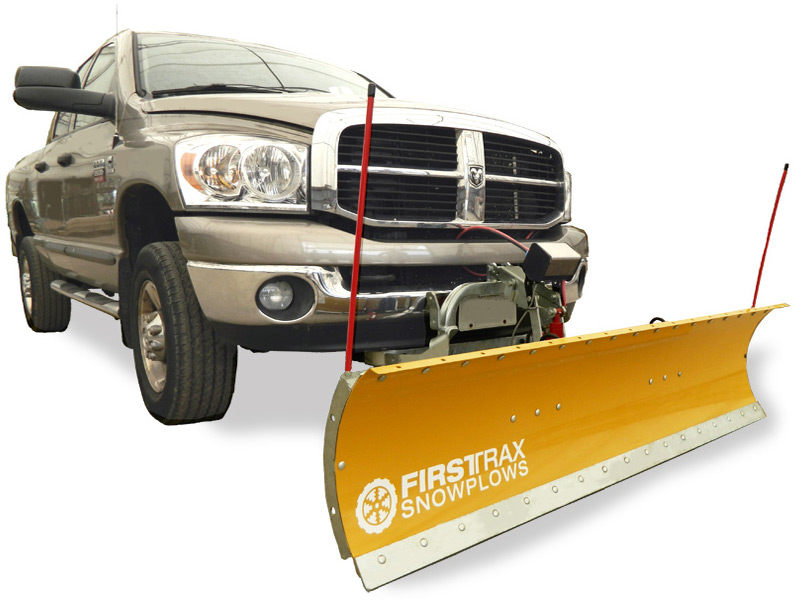 Dodge Ram 2500 Snow Plows - Snow Plows Direct