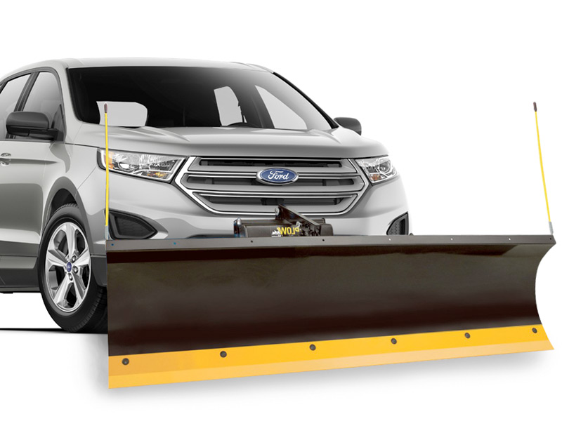 Ford Edge Snow Plows - Snow Plows Direct