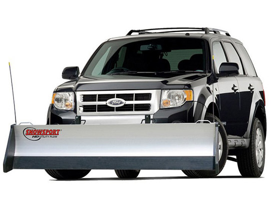 Ford Escape Snow Plows - Snow Plows Direct