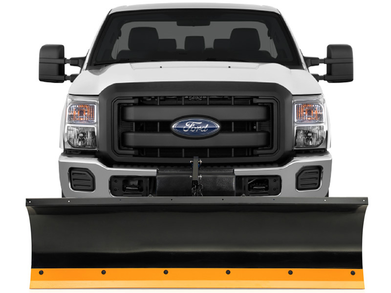 Ford Excursion Snow Plows - Snow Plows Direct