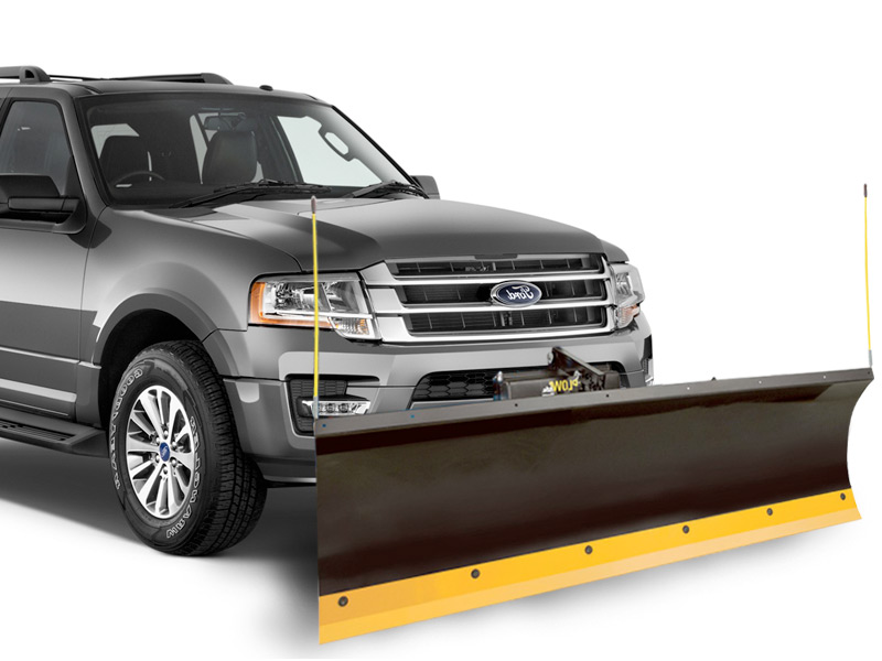 Ford Expedition Snow Plows - Snow Plows Direct