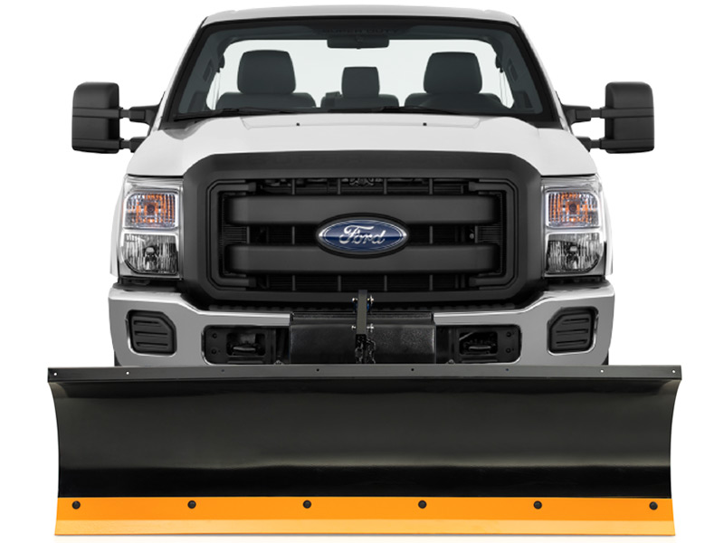 Ford F250 Snow Plows - Snow Plows Direct