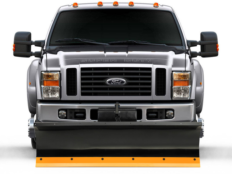 Ford F-350 Snow Plows - Snow Plows Direct