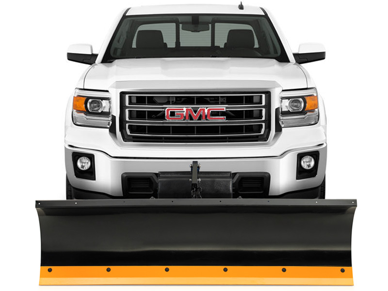 GMC Sierra Snow Plows - Snow Plows Direct