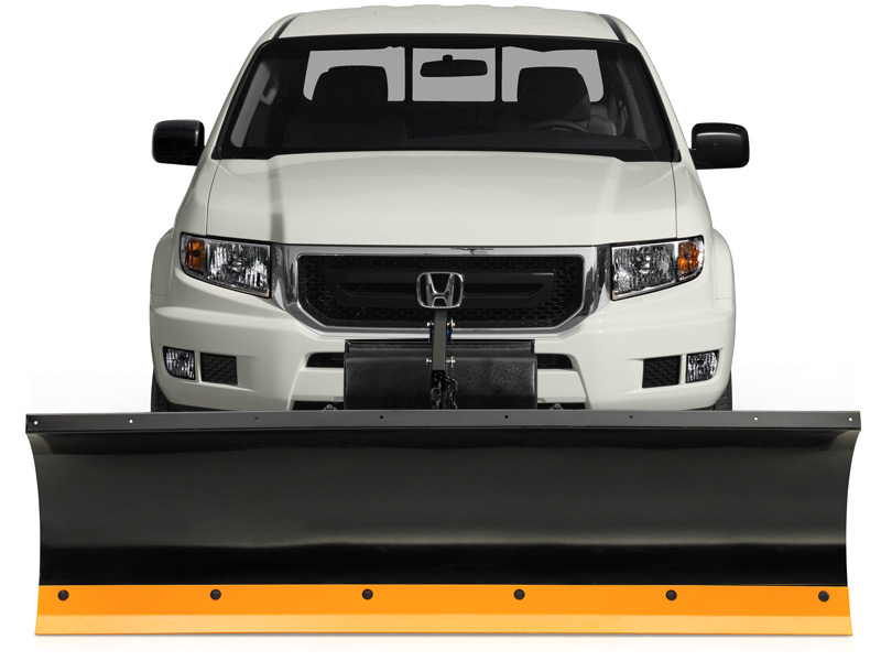 Honda Ridgeline Snow Plows - Snow Plows Direct
