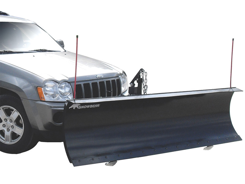 Jeep Cherokee Snow Plows - Snow Plows Direct