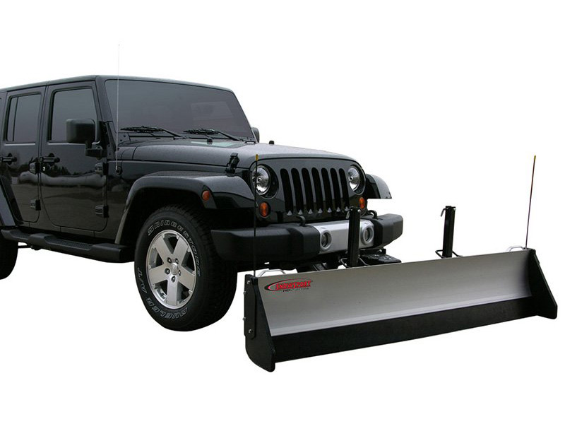 Jeep Wrangler Snow Plows - Snow Plows Direct