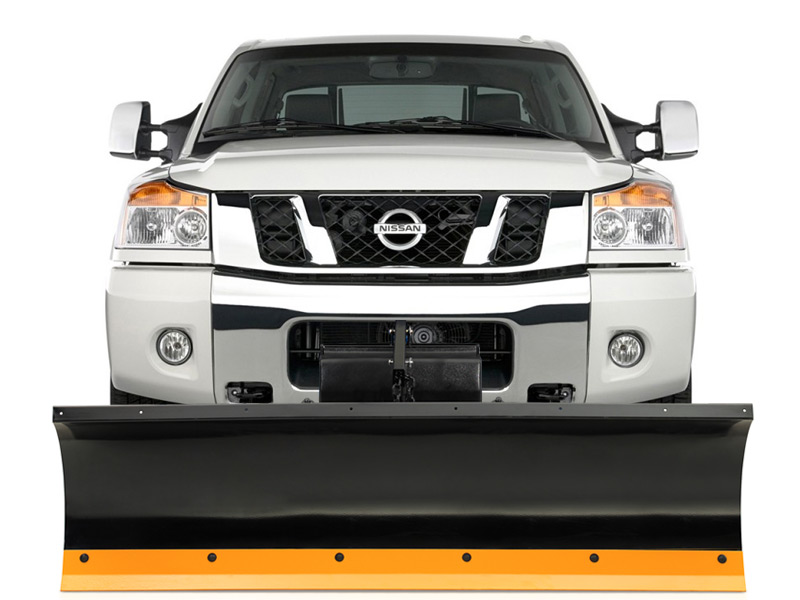 Nissan Armada Snow Plows - Snow Plows Direct