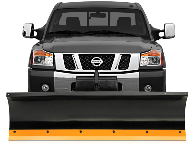 Nissan Frontier Snow Plows - Snow Plows Direct