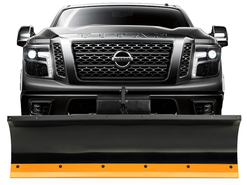 Nissan Titan Snow Plows - Snow Plows Direct