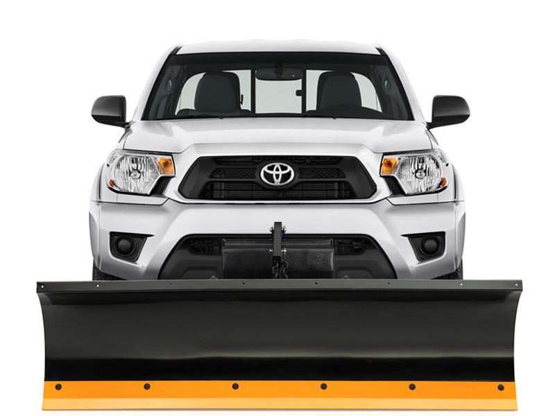 Toyota Tacoma Snow Plows - Snow Plows Direct