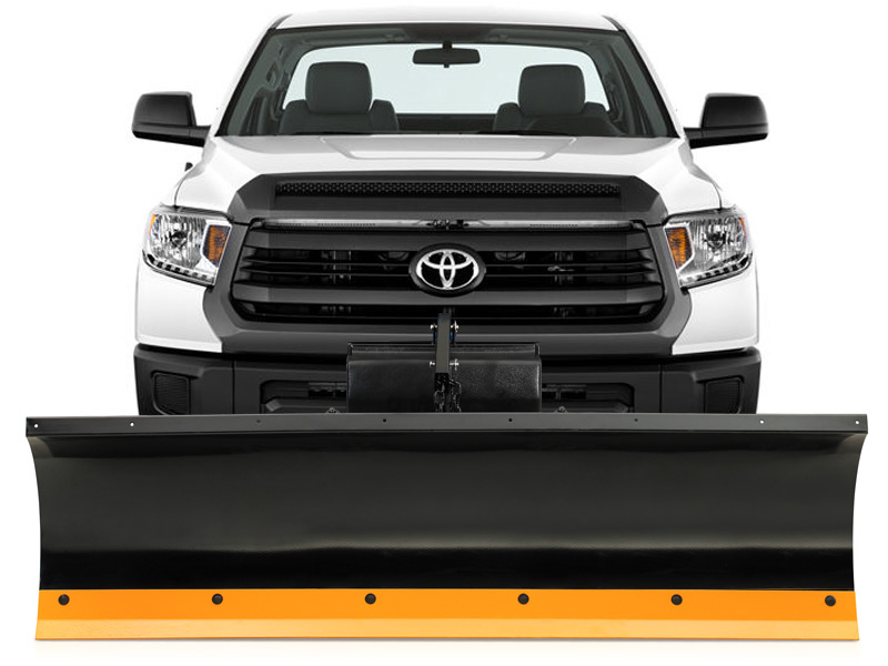 Toyota Tundra Snow Plows - Snow Plows Direct